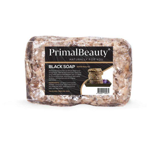 African black soap for black skin