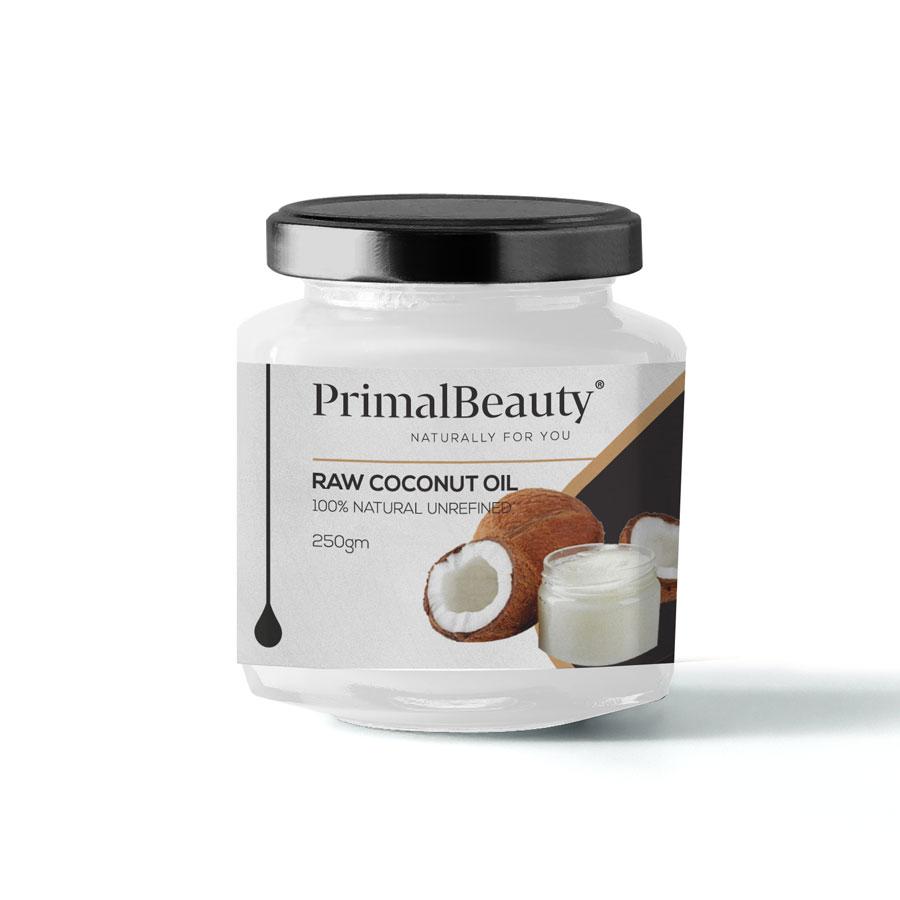 Primal Beauty Raw Coconut oil LCO Method