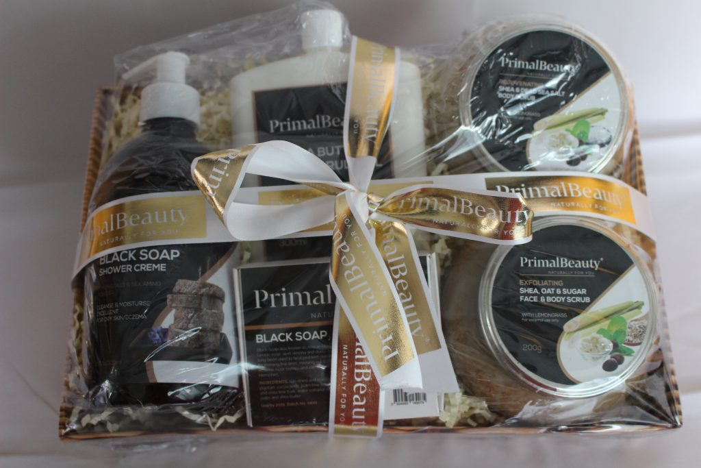 Pamper and Glow Gift Basket for International Women's Day