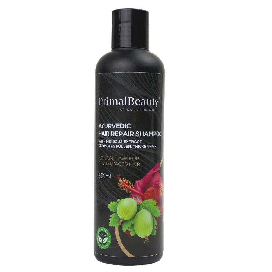 Ayurvedic shampoo for natural hair growth
