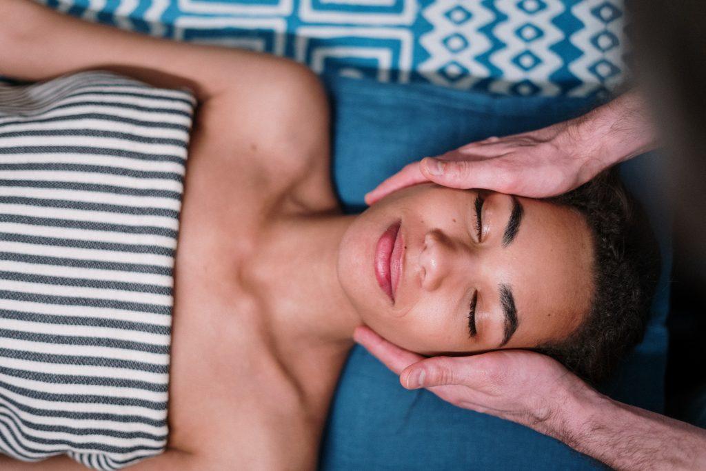 massage hair growth